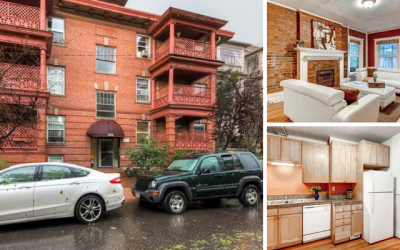 Sold 2 Bed & 1 Bath in Capitol Hill